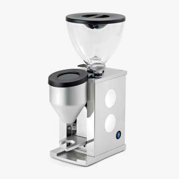 Rocket Faustino Kaffeemühle Chrom / Weiss