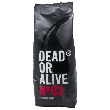 Dead or Alive Coffee No3 1kg